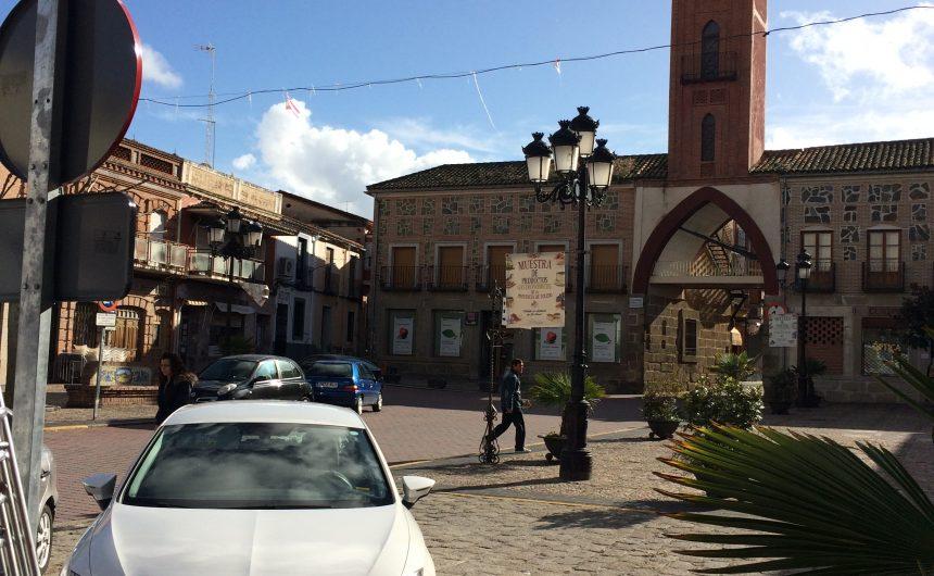 Leon in Oropesa